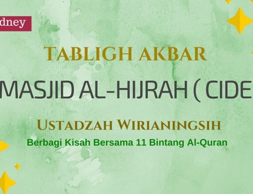 Tabligh Akbar 30 Jan 2016